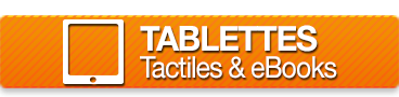 Tablettes tactiles et ebooks